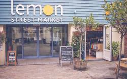 The Refill Store Lemon Street Market