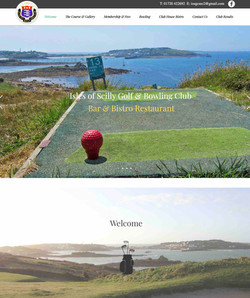Isles of Scilly Golf & Bowls Club