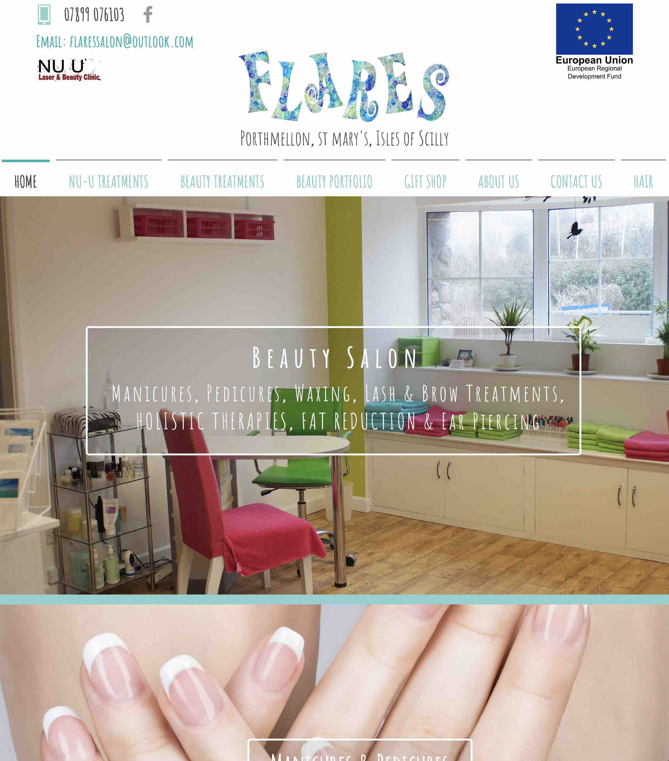 Flares Beauty Salon