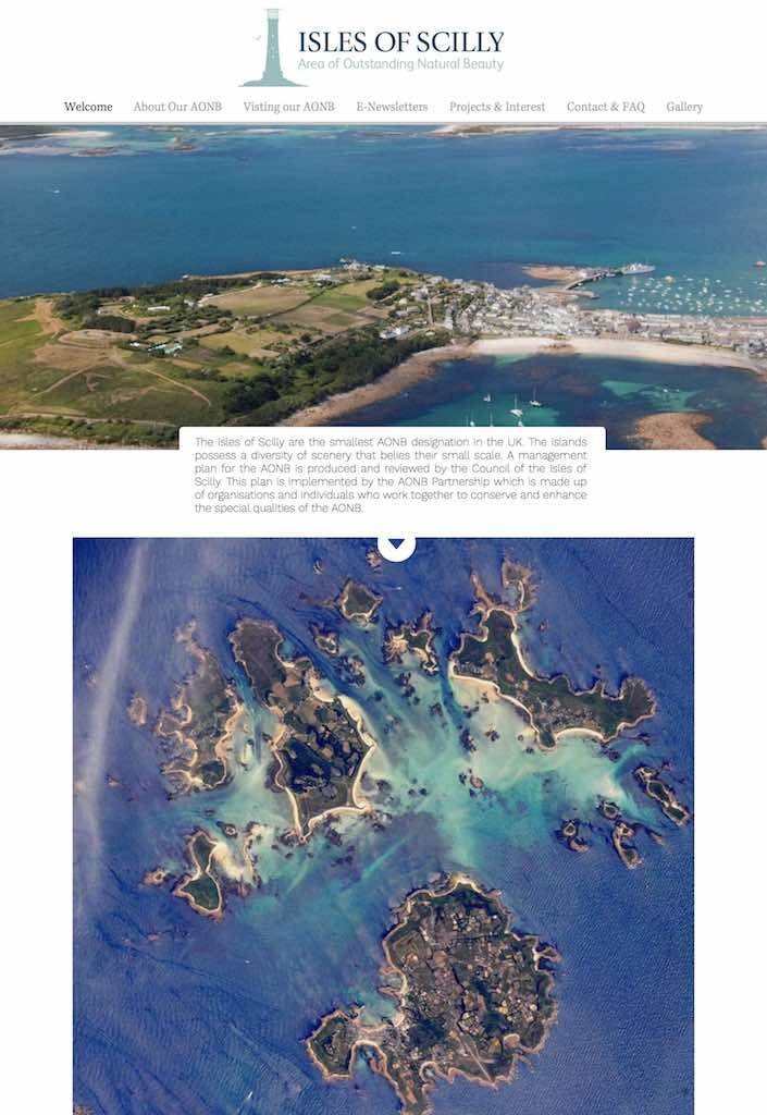 Scilly AONB
