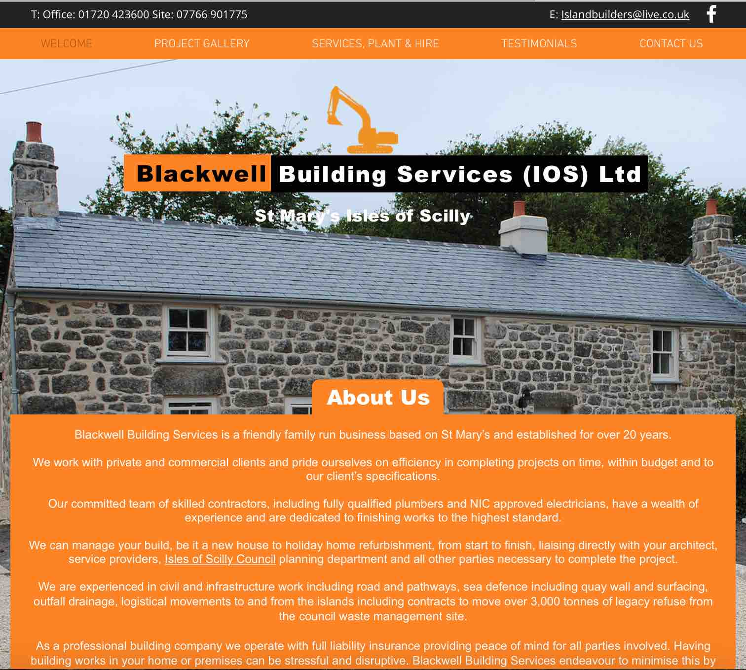 Blackwell Building Services