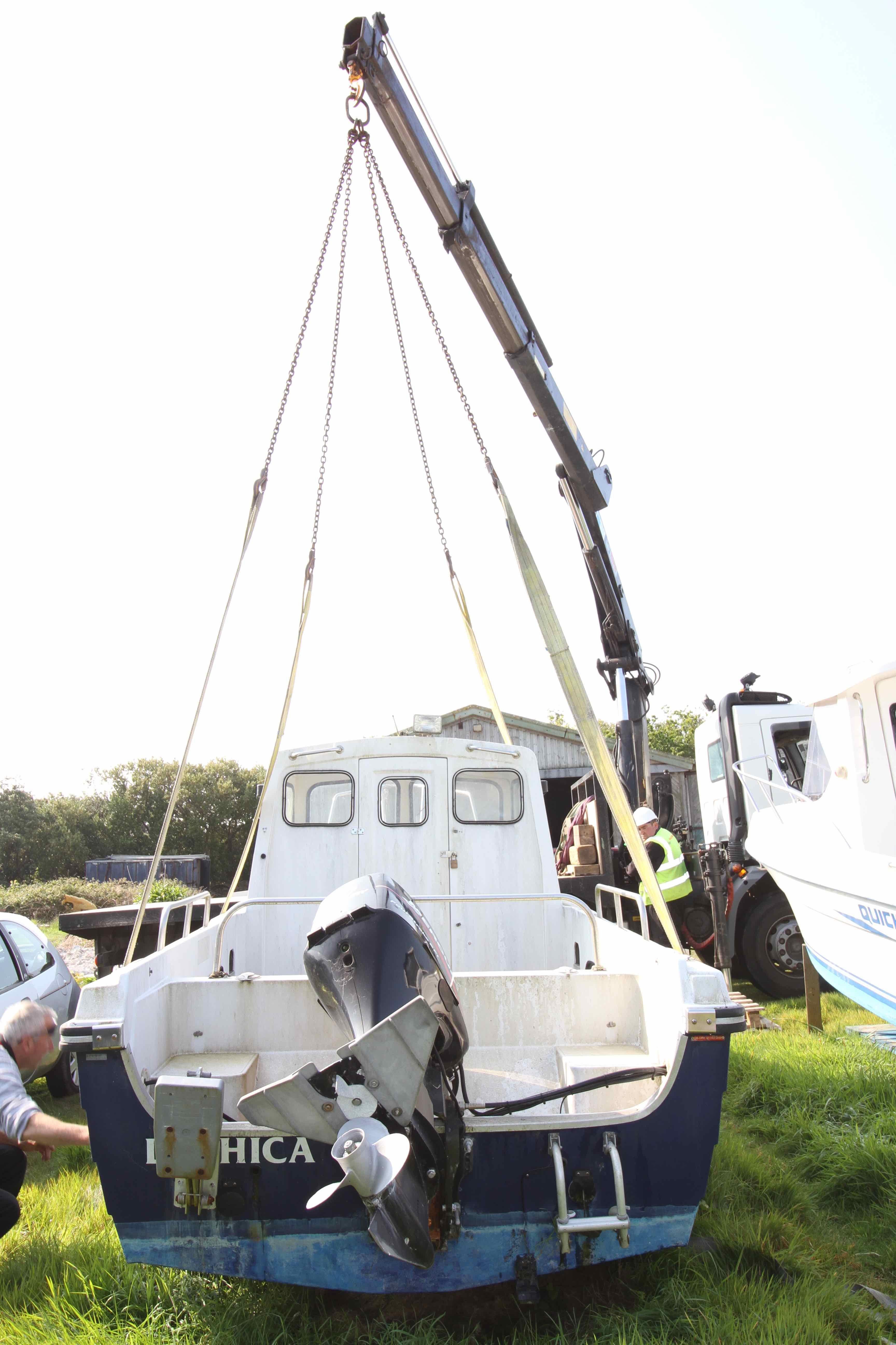 Boat Loading