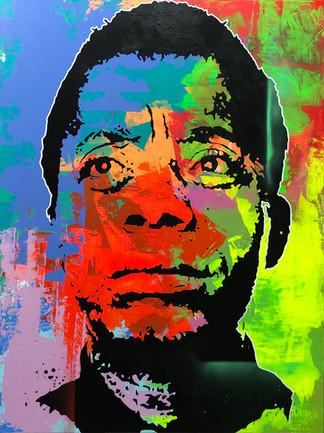 """James Baldwin"""