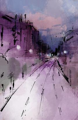City scape / 街の風景
