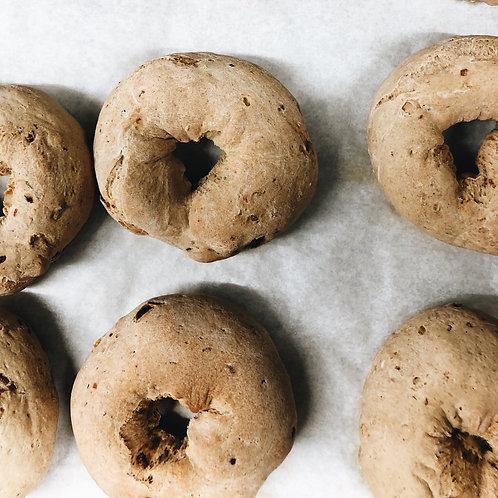Savoury Bagels