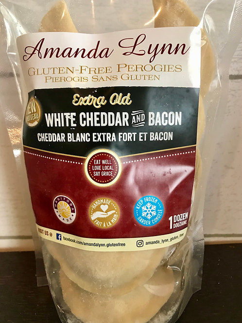Extra Old Cheddar & Bacon