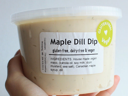 Maple Dill Dip