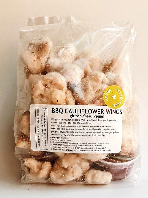 Frozen Cauliflower Wings