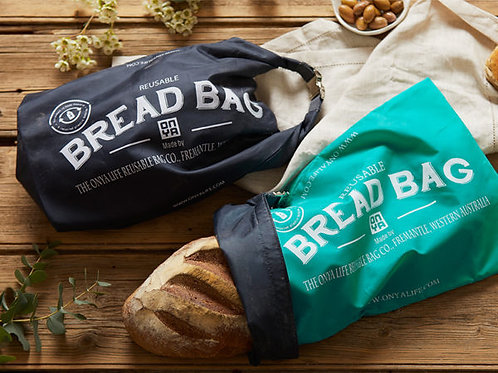 Two bread bags