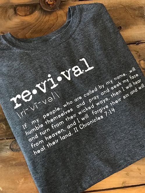 Revival Definition T-shirt