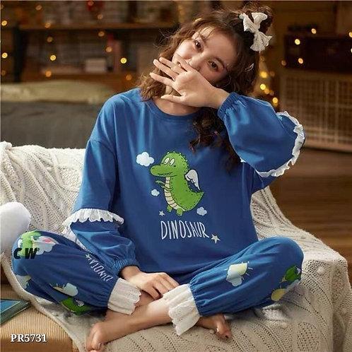 Cartoon Sleepwear for women