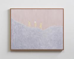 """Landscape with Three Ascendants II"""