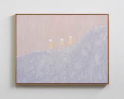 """Landscape with Three Ascendants"""