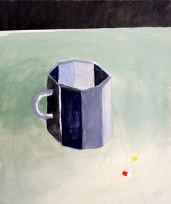 Still Life With Empty Vessel And