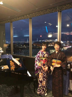 Mayu and Mika