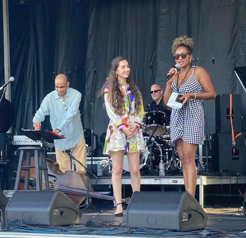 Hosting Jazz on the Narrows 2021