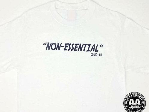 """NON-ESSENTIAL"""