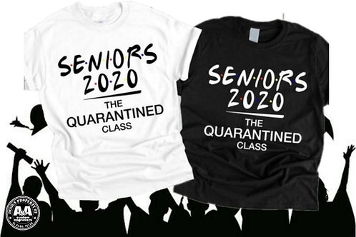 Seniors 2020 The Quarantined Class