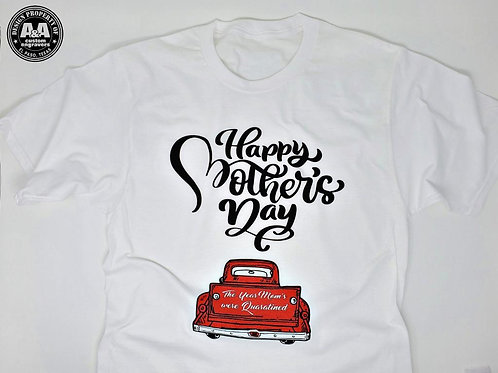 Happy Mother's Day (Red Truck)