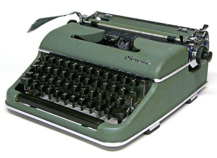 Old School Word Processor