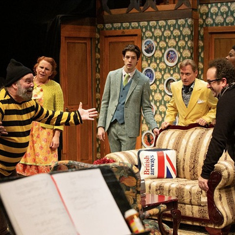 Noises Off! at Theatre Three