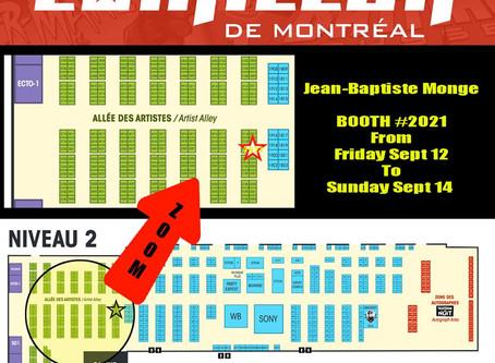 Comiccon Montreal 2014