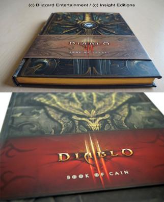 Diablo 3 - Books