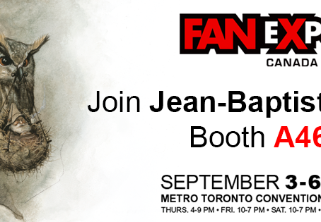 FanExpo Toronto next week