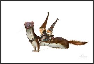 WIP Weasel Riders
