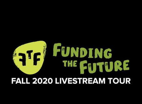 Now Live: Fall 2020 Financial Literacy Livestream Tour