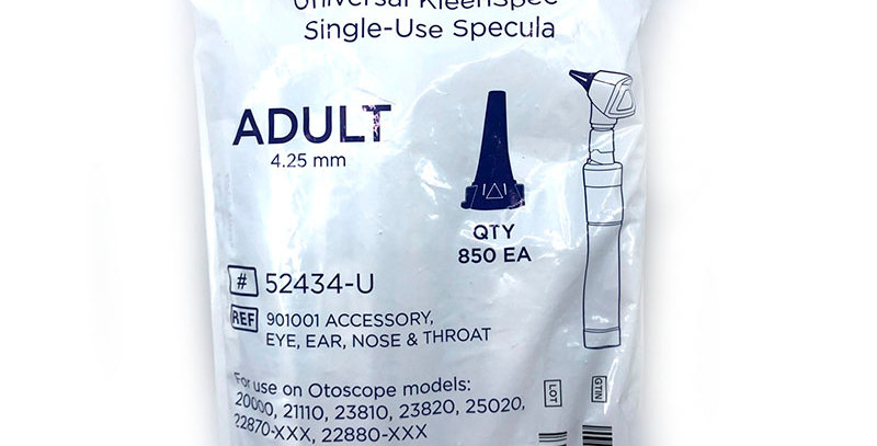 especulos adulto para otoscopio ref 52434