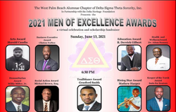 2021 Men of Excellence