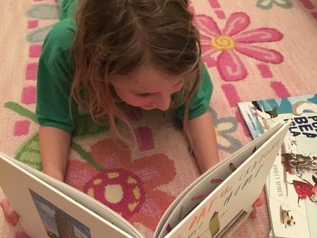 Why I Write Children's Books
