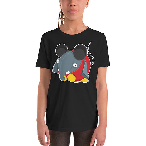 Olli Mouse Short Sleeve T-Shirt