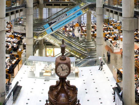 Nine Lloyd's of London Clubs & Societies You Can Join