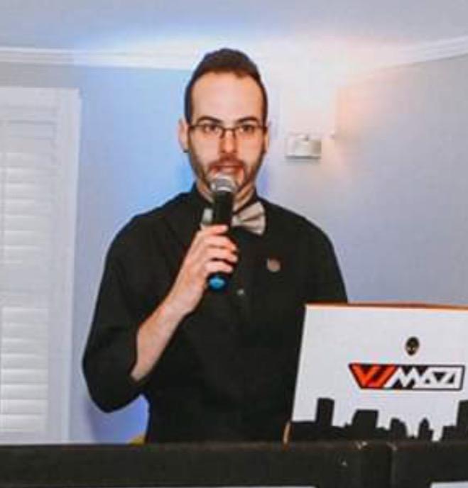 """Jamie """"DJ Mazi"""""""