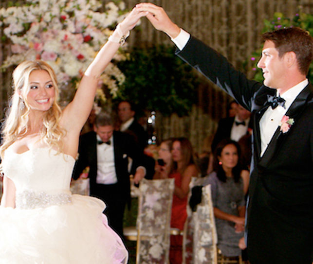 Wedding DJs create a memorable first dance at your reception