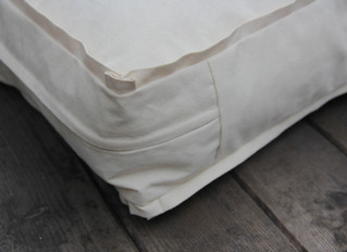 French Welt Cushion