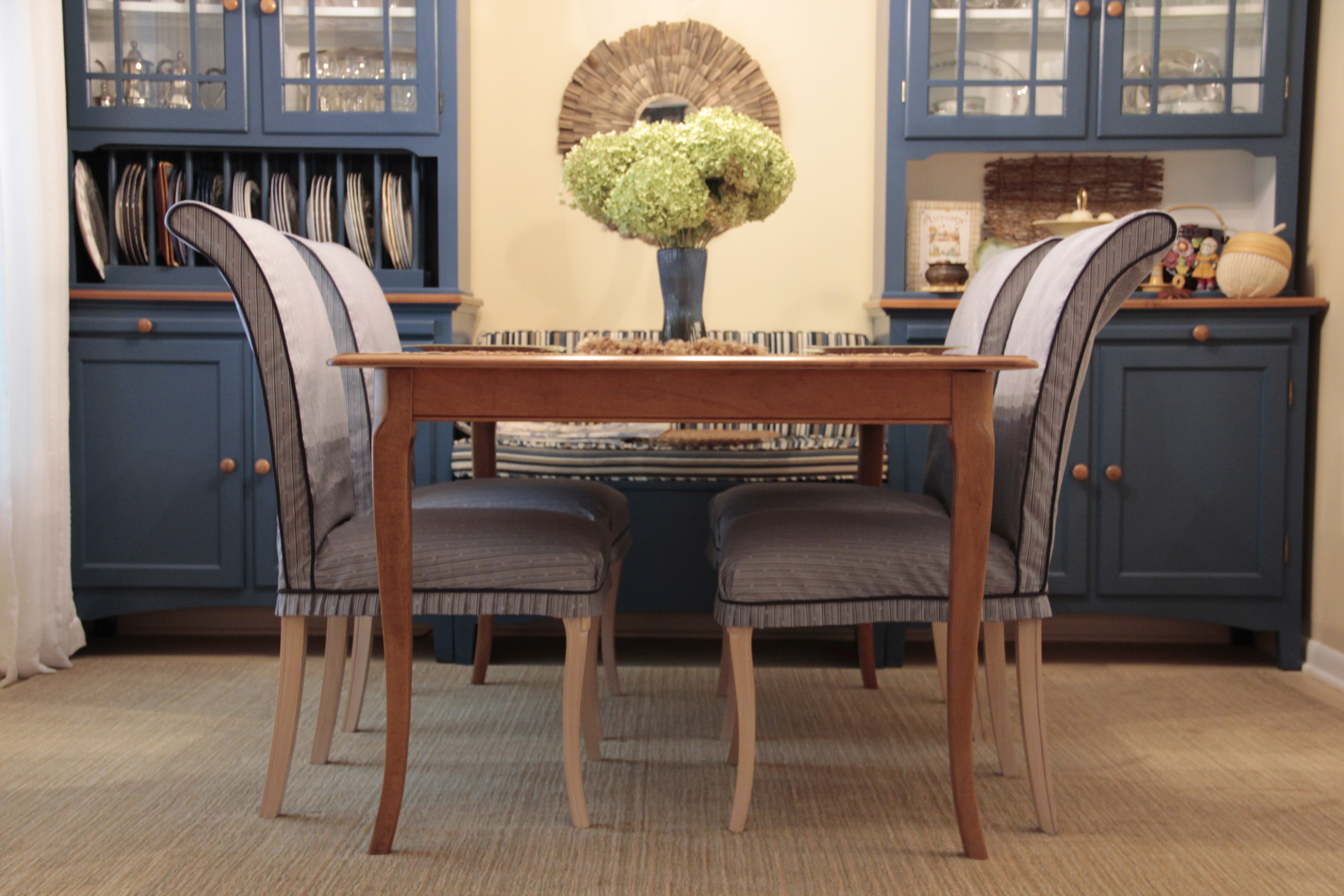 Dining Chair Slipcovers - a
