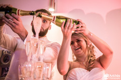 soirée mariage fontaine champagne