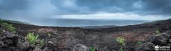 Ile de la Réunion  Coulée de lave  2007 - volcan