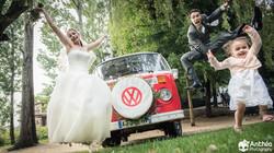 mariage combi vw fun