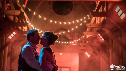 Mariage à la Grande Fabrique - Amandine & Sylvain - Thème Cirque & fête foraine