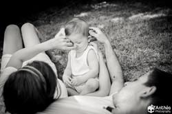 photographe famille ardèche lifestyle