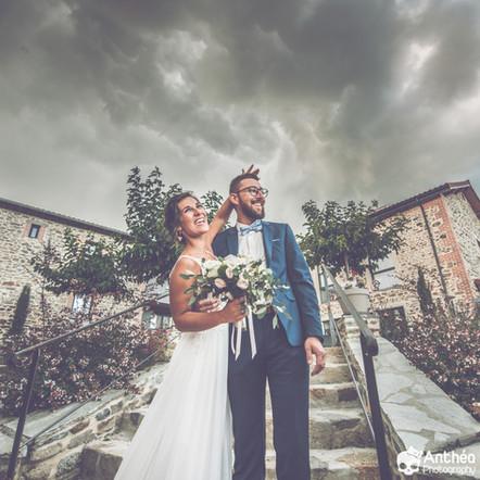 Mariage au Clos des Muriers - Justine & Benjamin se disent oui !