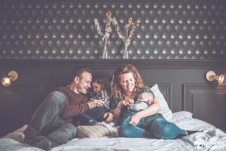 Photographe Naissance & Famille à Oullins