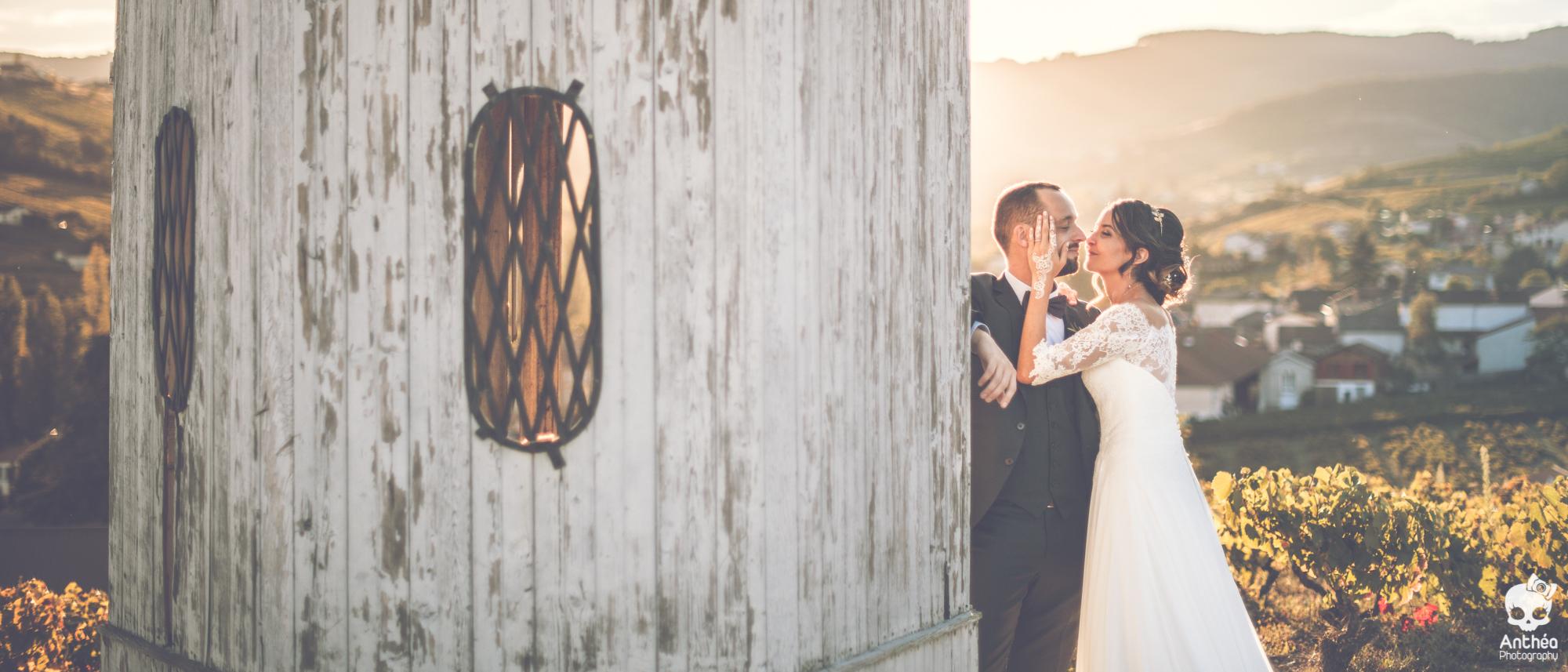 mariage château des loges