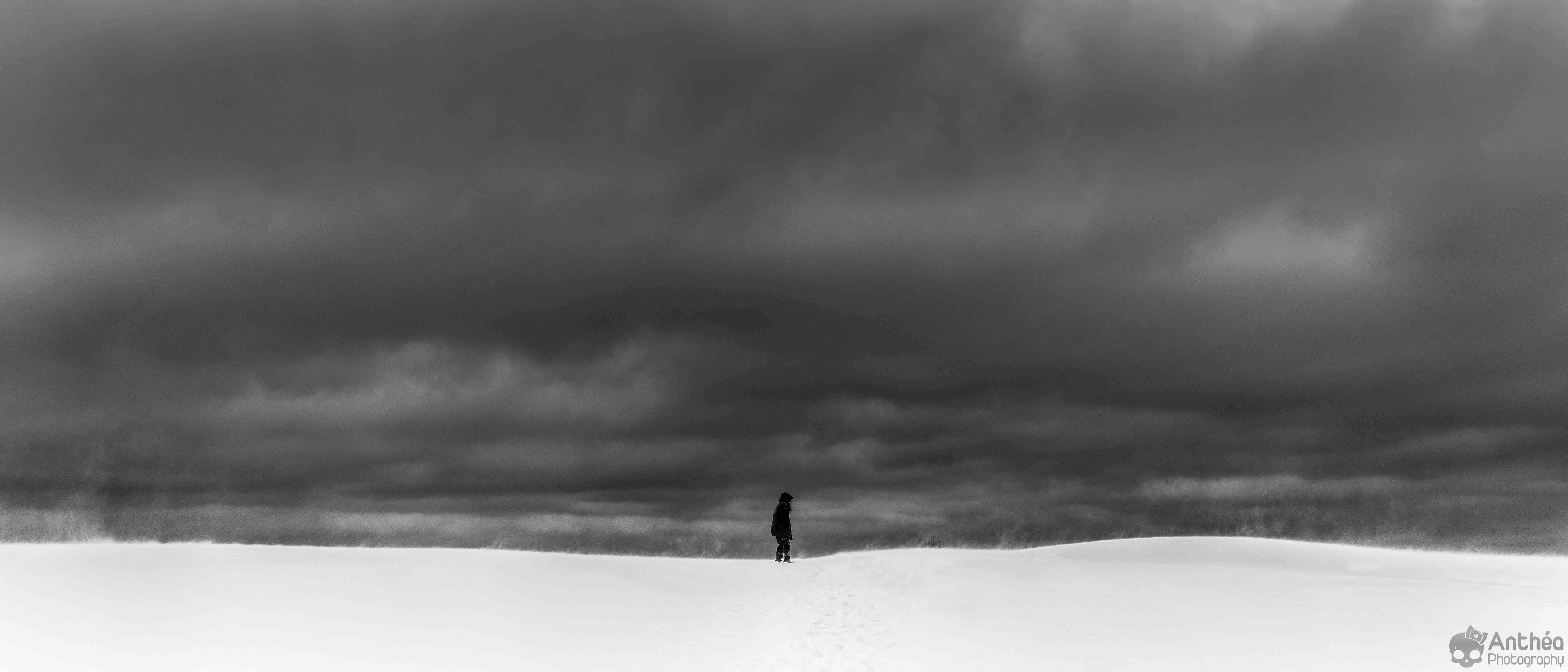 winter hiver neige loire rhône