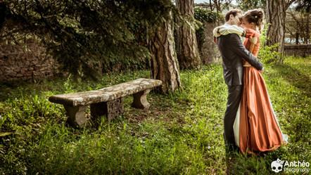 Mariage Domaine Des Cèdres - A&G - Photographe Mariage Ain Isère