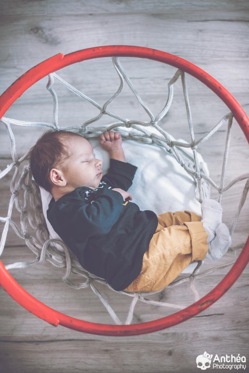 Tony Parker Basket Baby